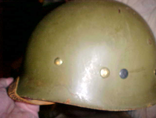 What do you think about this m1 para helmet?