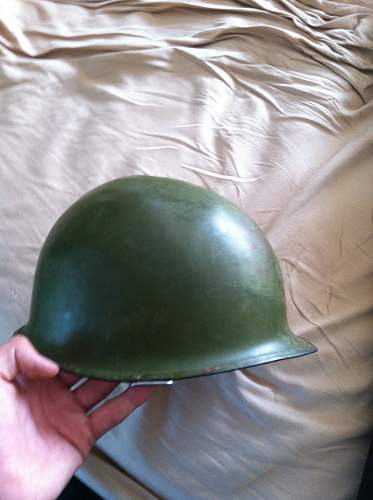 Is there any way to date a US Schluter helmet?