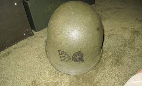 WW2 helmet?