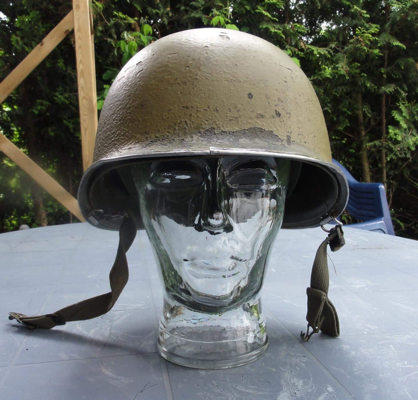 Vietnam War Era Helmet?