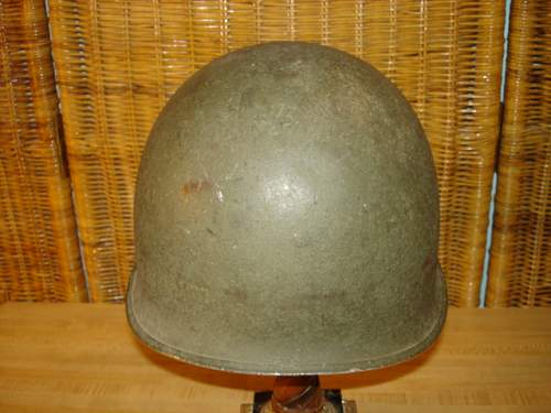 Any Thoughts on This Helmet - US NAVY?