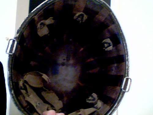 M1 Helmet Swivel Bale