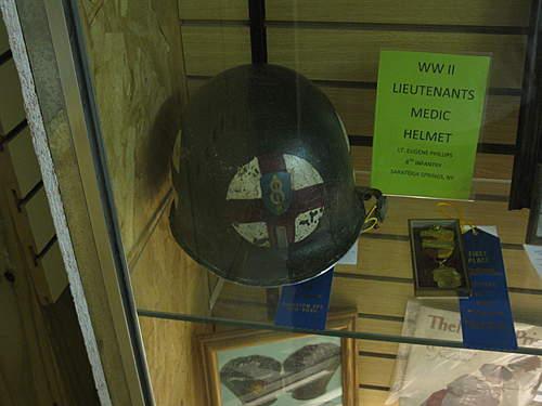 US 8th Division Medics Helmet