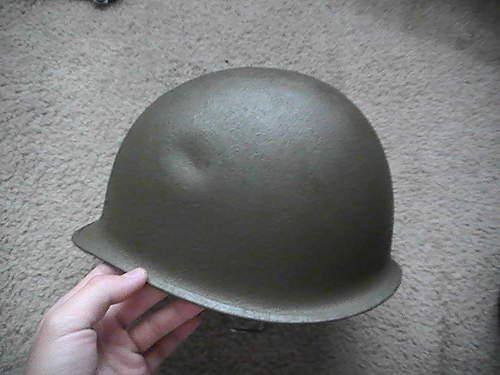 Odd US helmet Liner