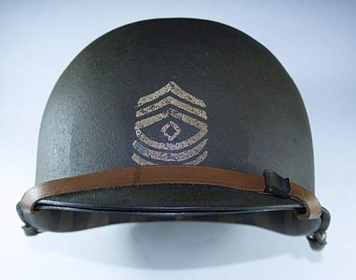Ww2 m1 3rd division shell+liner on ebay usa.