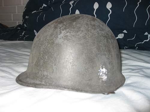 Post war M1 restored.