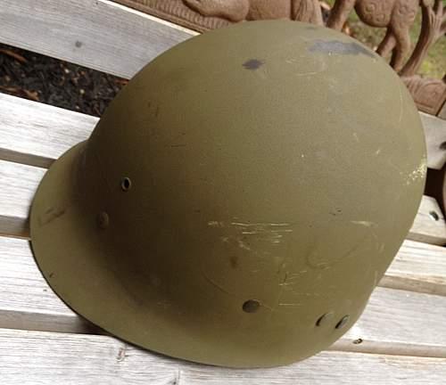 Inland Paratrooper Liner