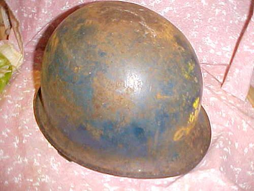 Need help identifying this helmet,  please