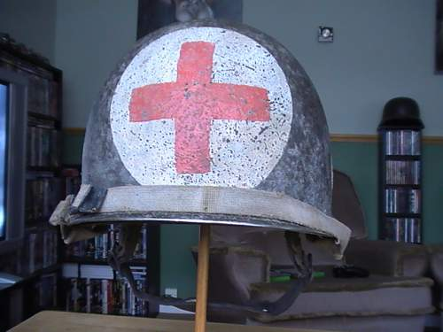 US M1 medics para helmet
