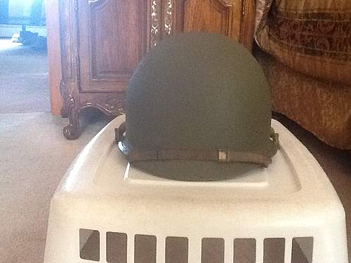 What war/year does my m1 helmet from ?