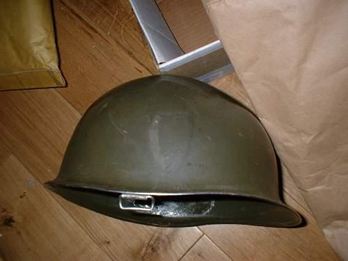 US M1 Helmet querry