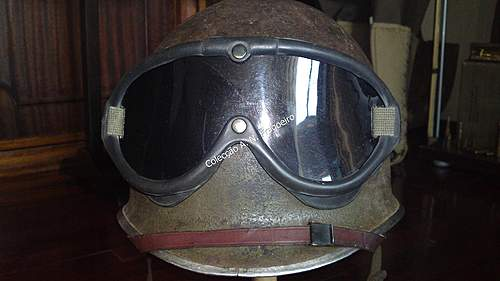 My latest M1 helmet