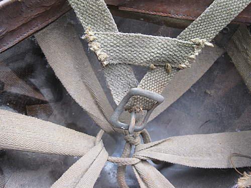 Paratrooper liner