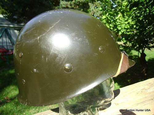 Does anyone know where I can find an authentic ww2 m1 helmet liner under .00
