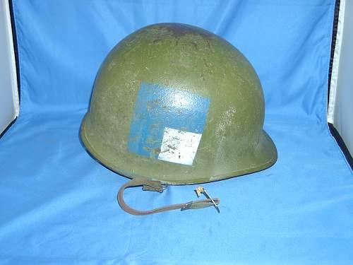 Need id on M1 helmet