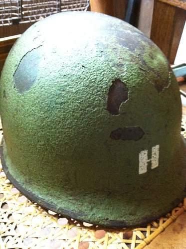 Identifying US Helmet