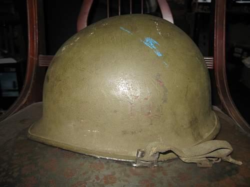 M1 helmet and liner identification?