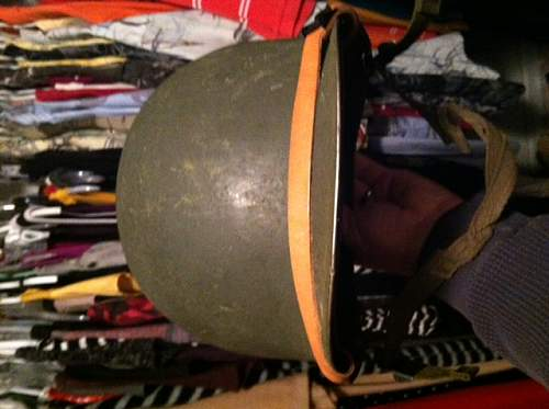 Another M1 shell.  Need help.