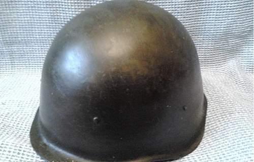 Original helmet ?