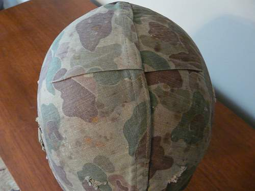 Thoughts of another USMC helmet