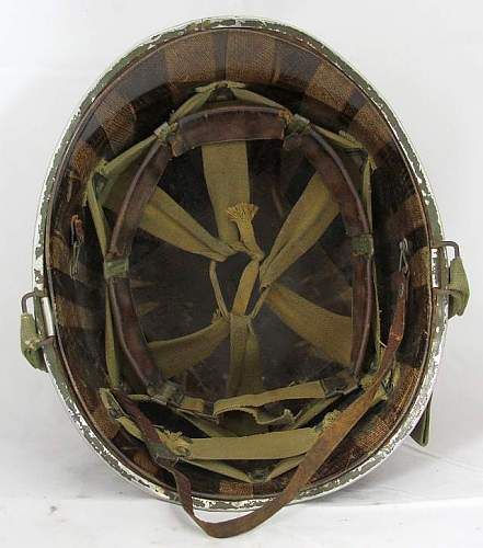 Thoughts of M1 helmet with lieutenant bar?