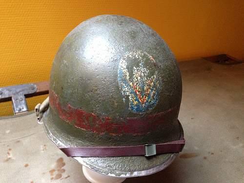 European Theatre Helmet value?