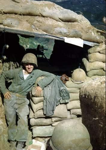 Korean War M1 Covers