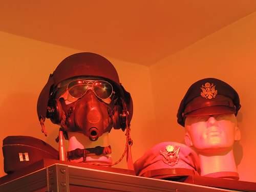 USAAf M3 Flak Helmet