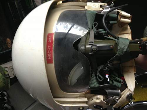 Vietnam Era named HGU-26 Helmet, Opinions?