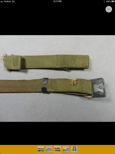 Should I buy these M1 helmet straps?