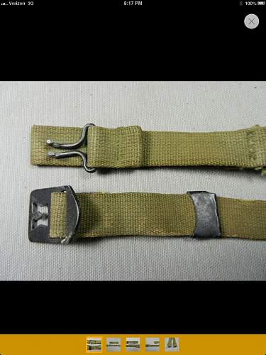 Should I buy these M1 helmet straps?