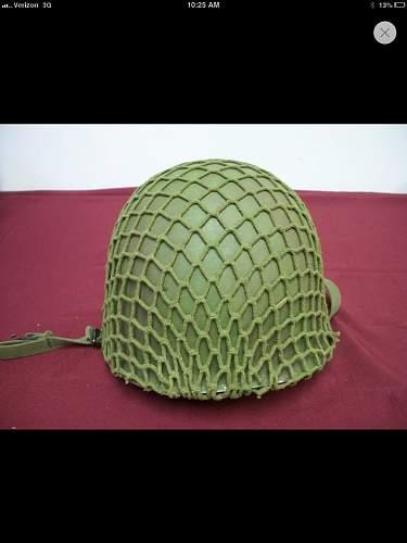 M1 helmet?