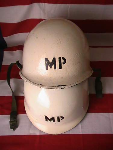 MP M-1 helmet ?