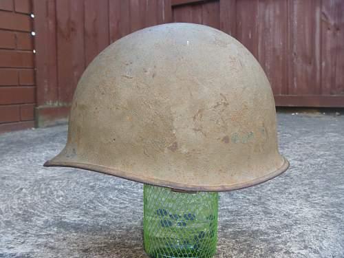 M1 shell any ideas thanks.