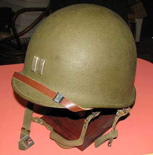 Vietnam Captain M1C - James G. Lee KIA in Vietnam