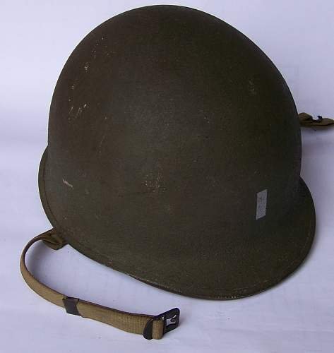 Named FB Lt. Helmet with Hawley Liner