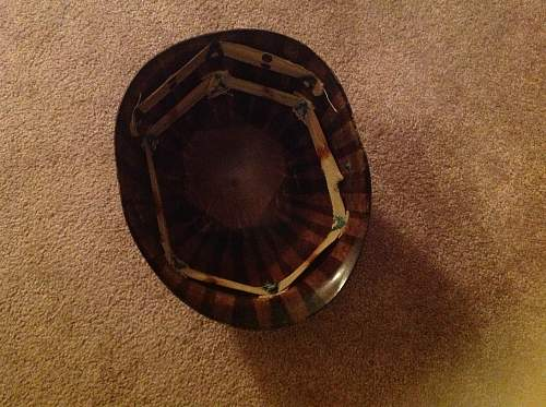 USMC helmet liner