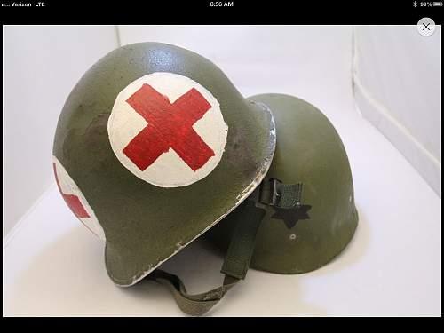 m1 medic helmet help