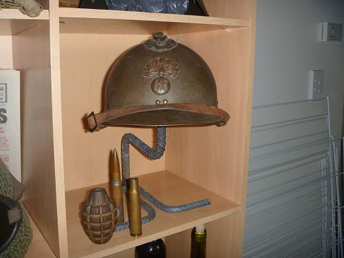 helmet display