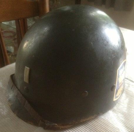 Fixed Bale Lieutenant Helmet
