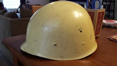 Civil Defense RADEF Helmet Liner
