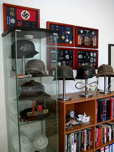 helmet display