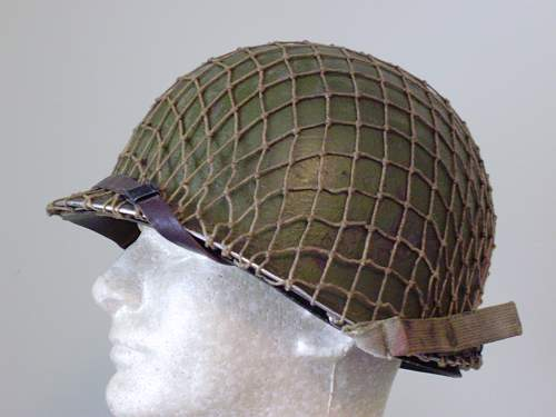Click image for larger version.  Name:WWII U.S. M1 Helmet.jpg Views:11386 Size:208.1 KB ID:527888
