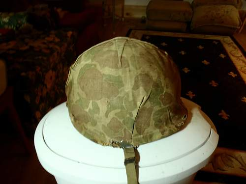 Usmc helmet cover part ii (got it in the mail today)