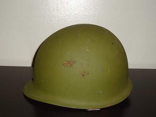 M1 helmet real or fake?
