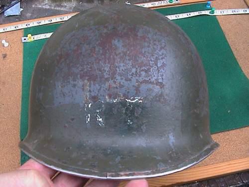 Help with M1 helmet please