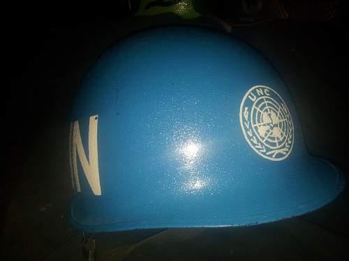 Legitimate U.N M1? Anyone recognize these markings?