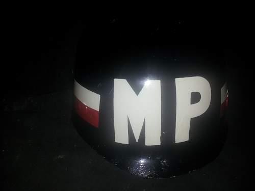 M1 Liner genuine MP example?