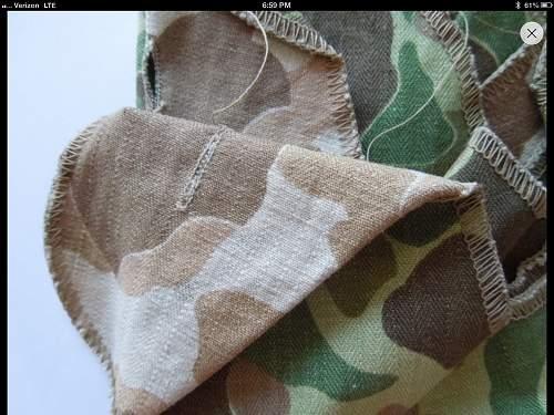 unused usmc cover