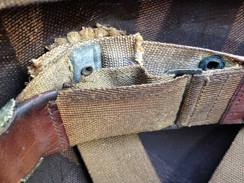 M1 liner car boot sale find